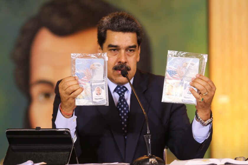 ONU invita al diálogo a gobierno y oposición en Venezuela - San Diego  Union-Tribune en Español