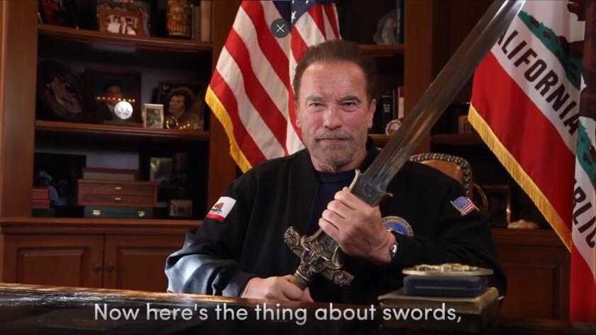 Schwarzenegger Trump Es El Peor Presidente De La Historia San Diego Union Tribune En Español