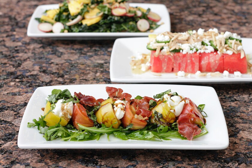 sammys salad