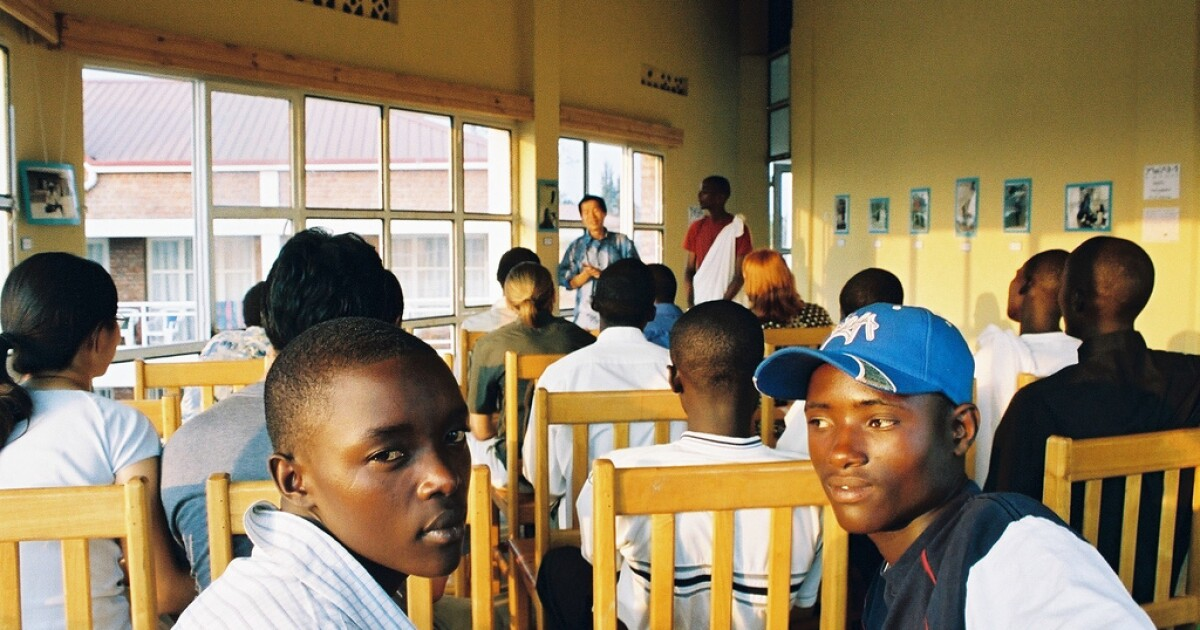 Before 'Minari,' Lee Isaac Chung made his first film in Rwanda. Here's how it changed his life