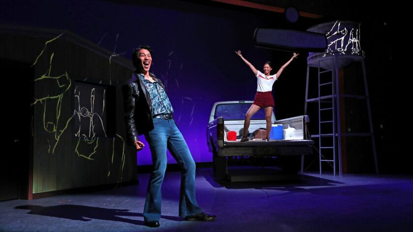 Review: On Theater: A raucous, ribald 'Rednecks' at SCR - Los