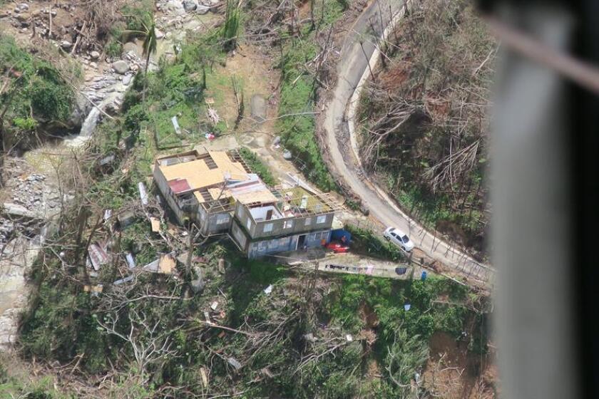 El Instituto de Estadísticas de Puerto Rico apoyó hoy el proyecto anunciado por el Gobierno local para que la Escuela de Salud Pública del Instituto Milken de la Universidad de George Washington y la Universidad de Puerto Rico estudien las muertes asociadas al huracán María. EFE/ARCHIVO