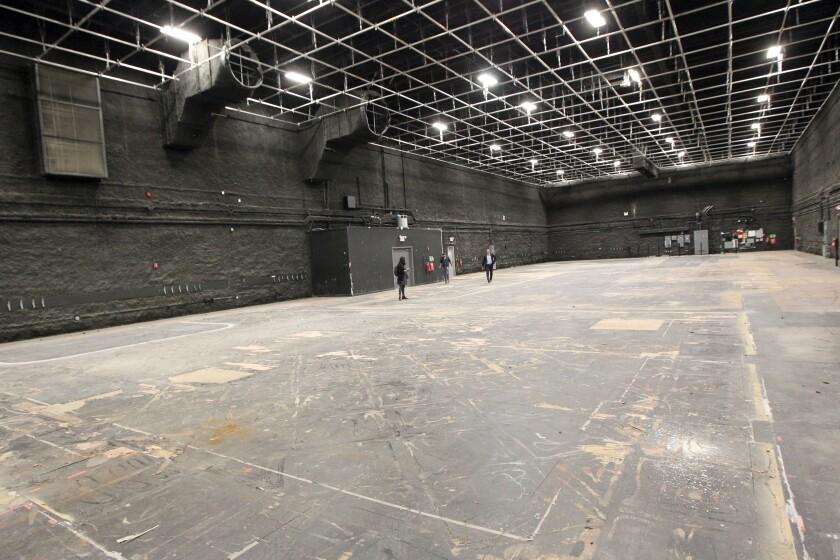 Areu Bros.Studios film studio in Atlanta