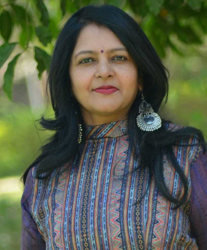 Neelima Tirumalasetti, Co-Founder of Writers Rescue Centre and an inspiration to lady entrepreneurs.