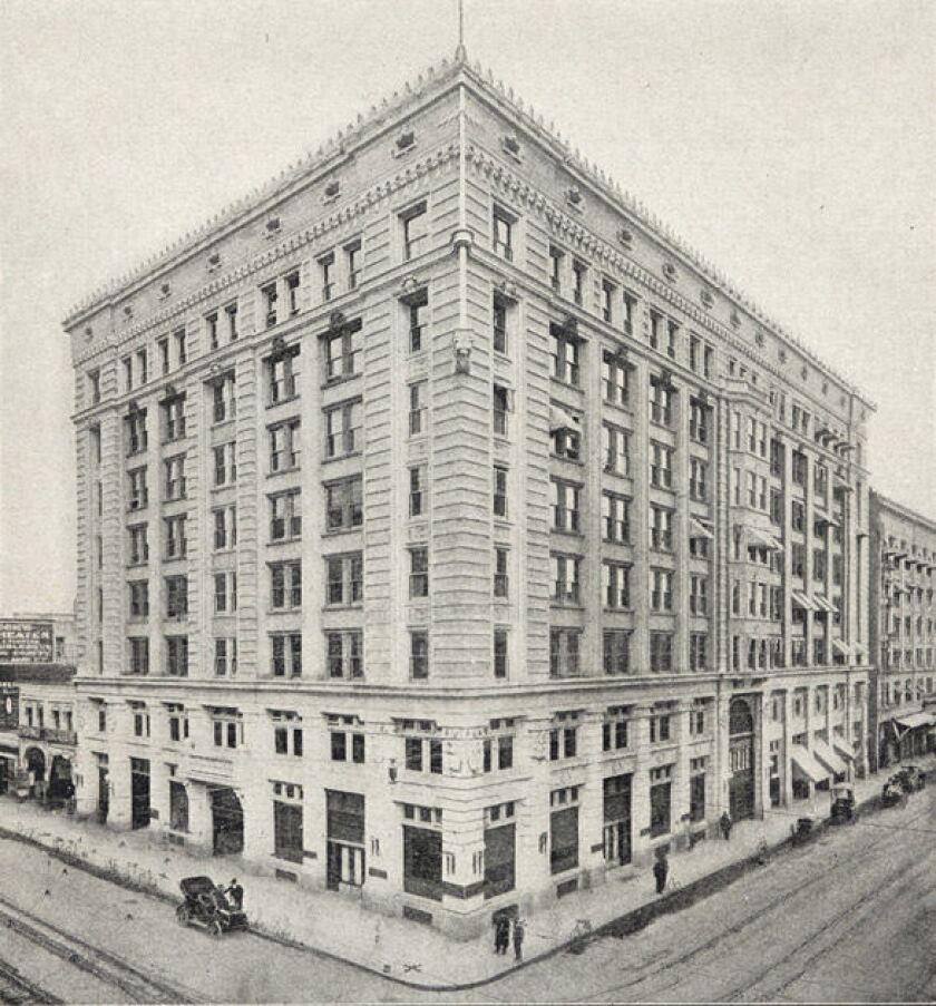 Hellman building