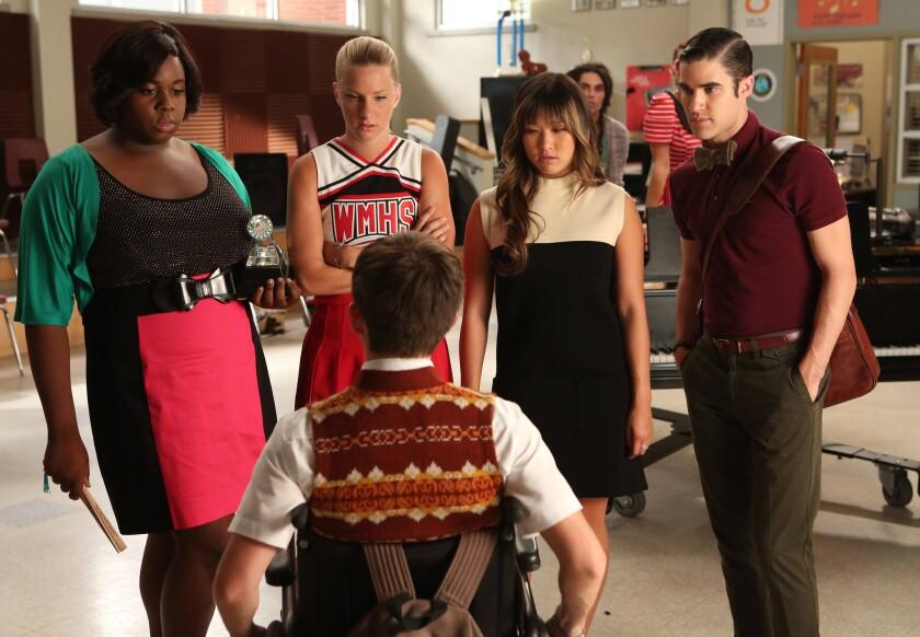 Fox orders two more seasons of 'Glee'
