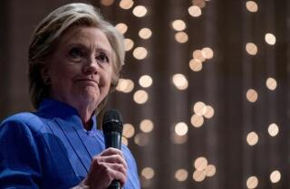 LA 90: The upside for Clinton in the latest email controversy? Almost nothing has upended the 2016 race