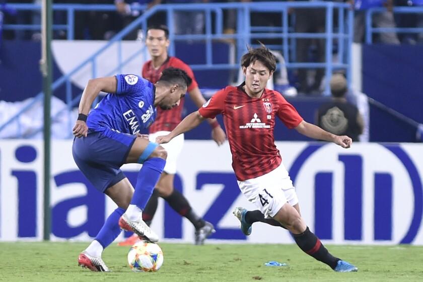Saudi Arabia Japan AFC Soccer