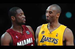 Kobe Chronicles: Dwyane Wade