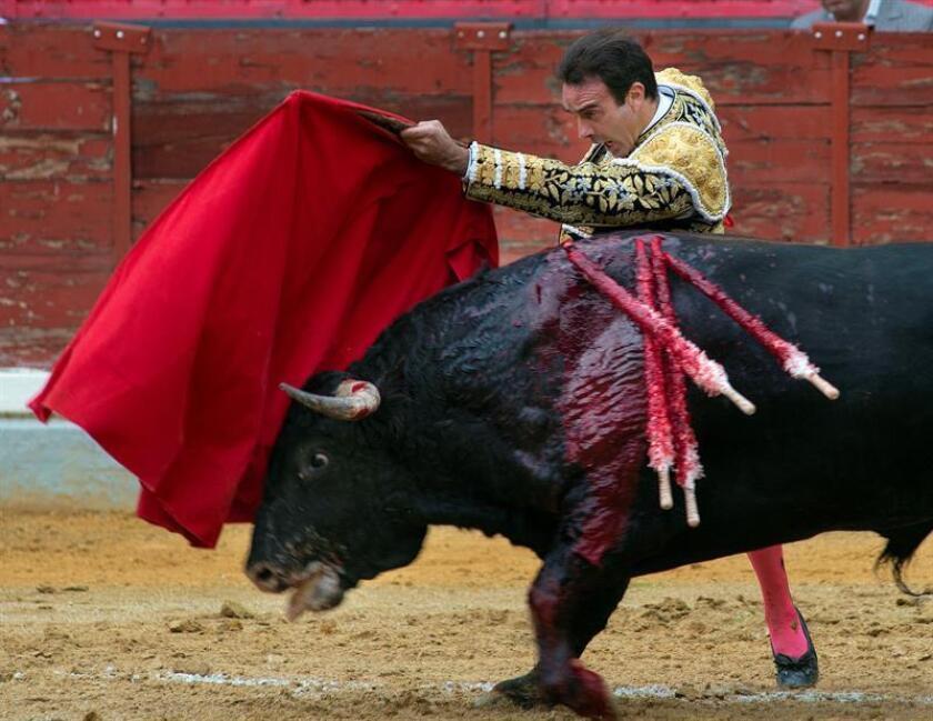 En la imagen, el español Enrique Ponce. EFE/Archivo