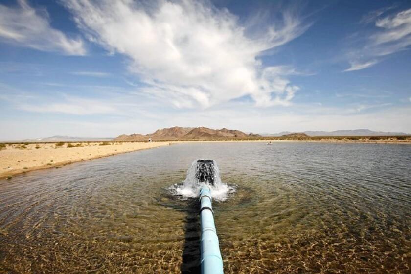 Board OKs environmental plan on Mojave Desert groundwater