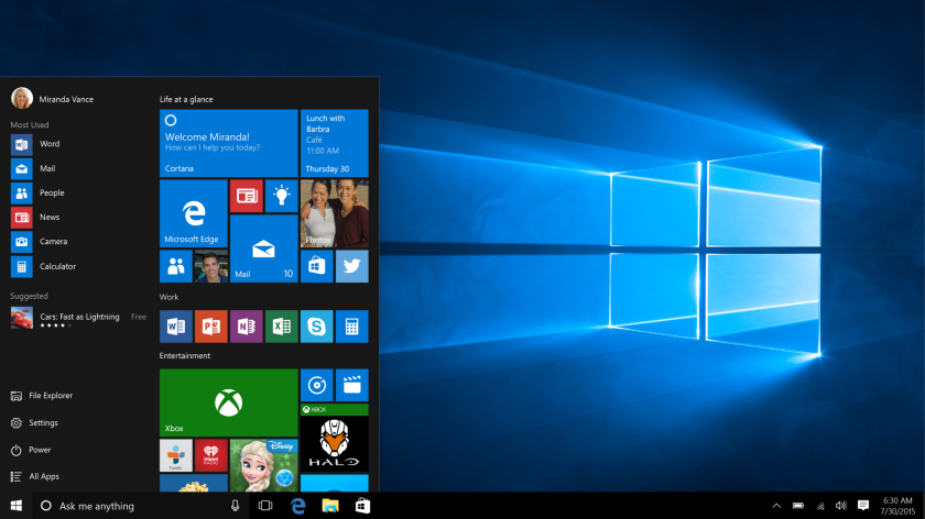 Windows 10 cuts out the worst of Windows 8 while adding in a few new features.