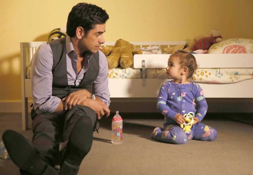 "John Stamos in ""Grandfathered"""