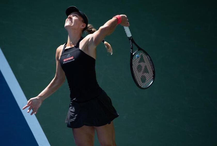 Cibulkova vence a Kerber, campeona de Wimbledon, y jugará octavos ante Keys