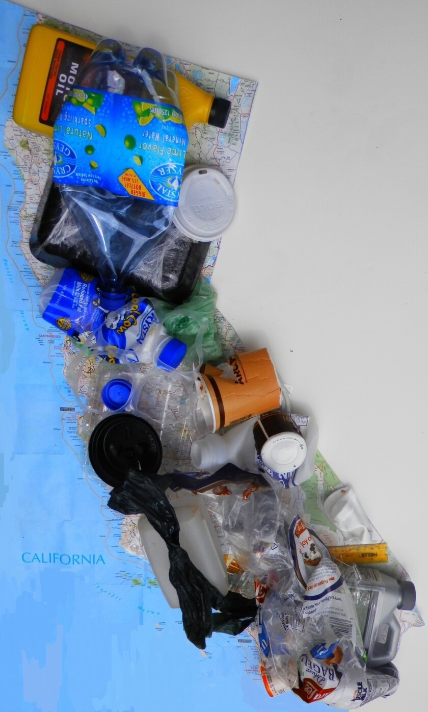 California communities spend close to half a billion dollars each year trying to prevent litter from mucking up the sensitive ecosystems of rivers, lakes and coastal waters, a new study finds.