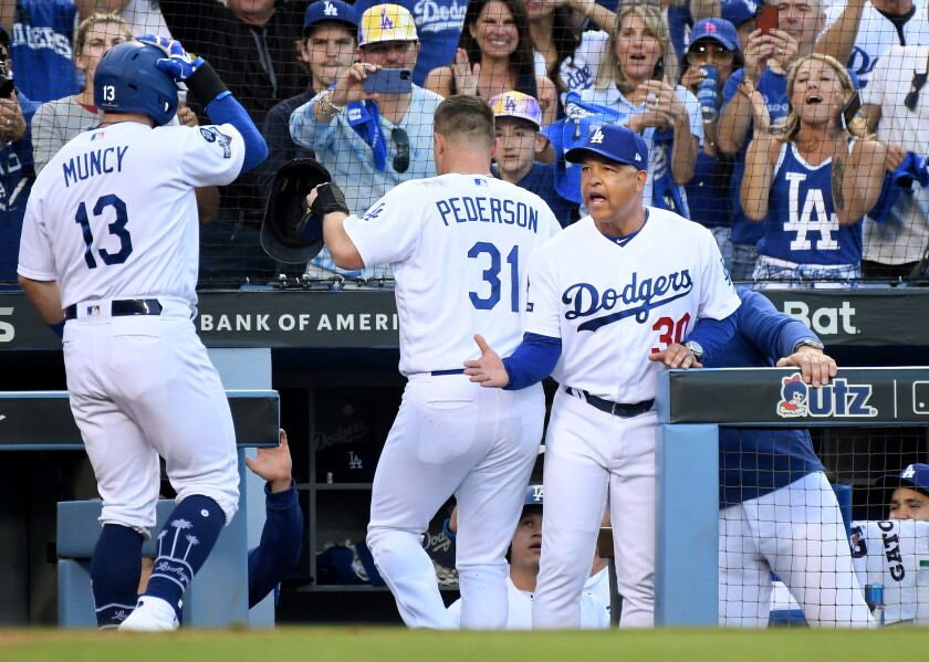 Exclusive: Dodgers manager Dave Roberts will return despite playoff failures