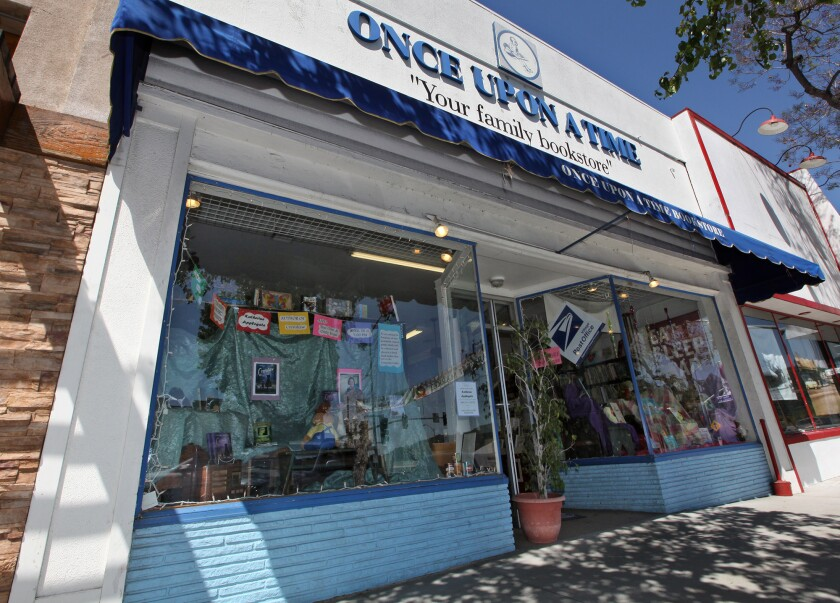 Once Upon A Time Bookstore