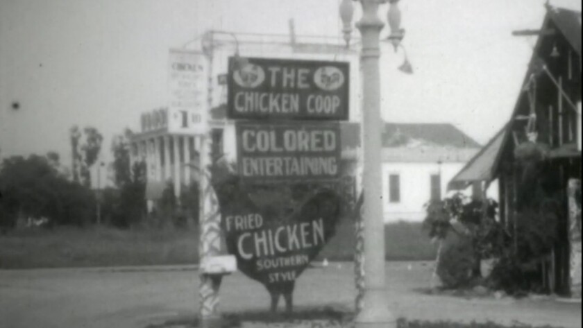 The Chicken Coop in Rick Prelinger's Lost Landscapes