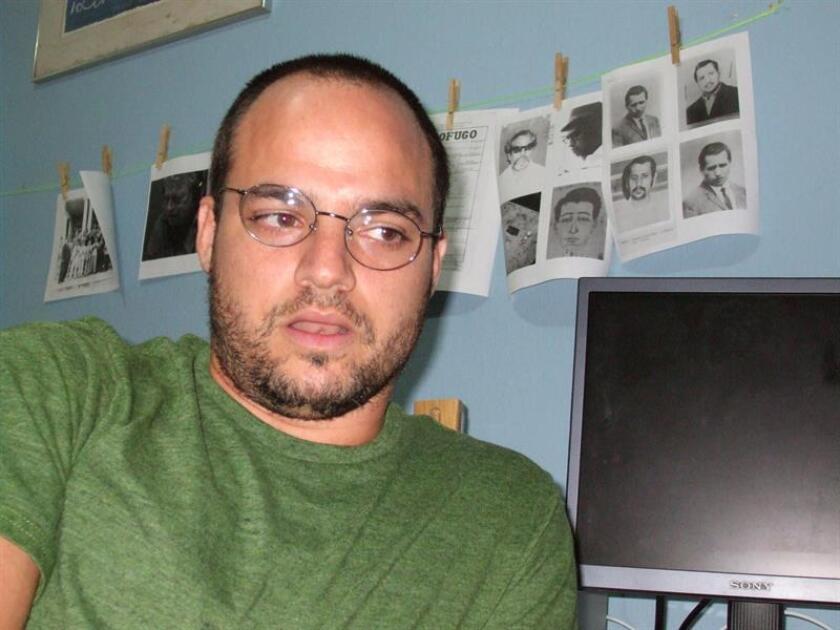 """Tras doce años de un extenso trabajo de investigación y documentación, el cineasta puertorriqueño Freddie Marrero estrena el documental-largometraje """"Filiberto"""", que proyecta la vida revolucionaria y musical del fenecido líder machetero Filiberto Ojeda Ríos. EFE/ARCHIVO"""
