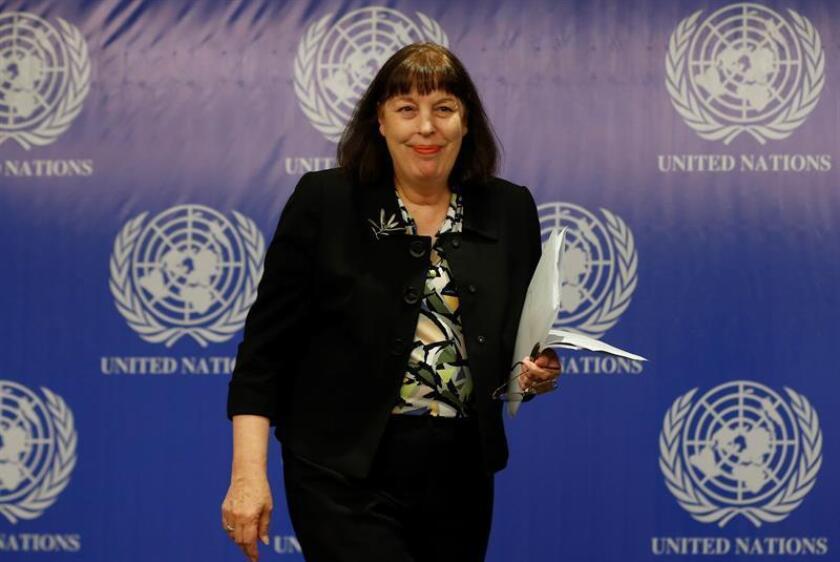 La ONU advirtió hoy de que se está produciendo un gran aumento del número y la gravedad de los ataques contra niños en las guerras, así como de su uso como combatientes. EFE/Archivo