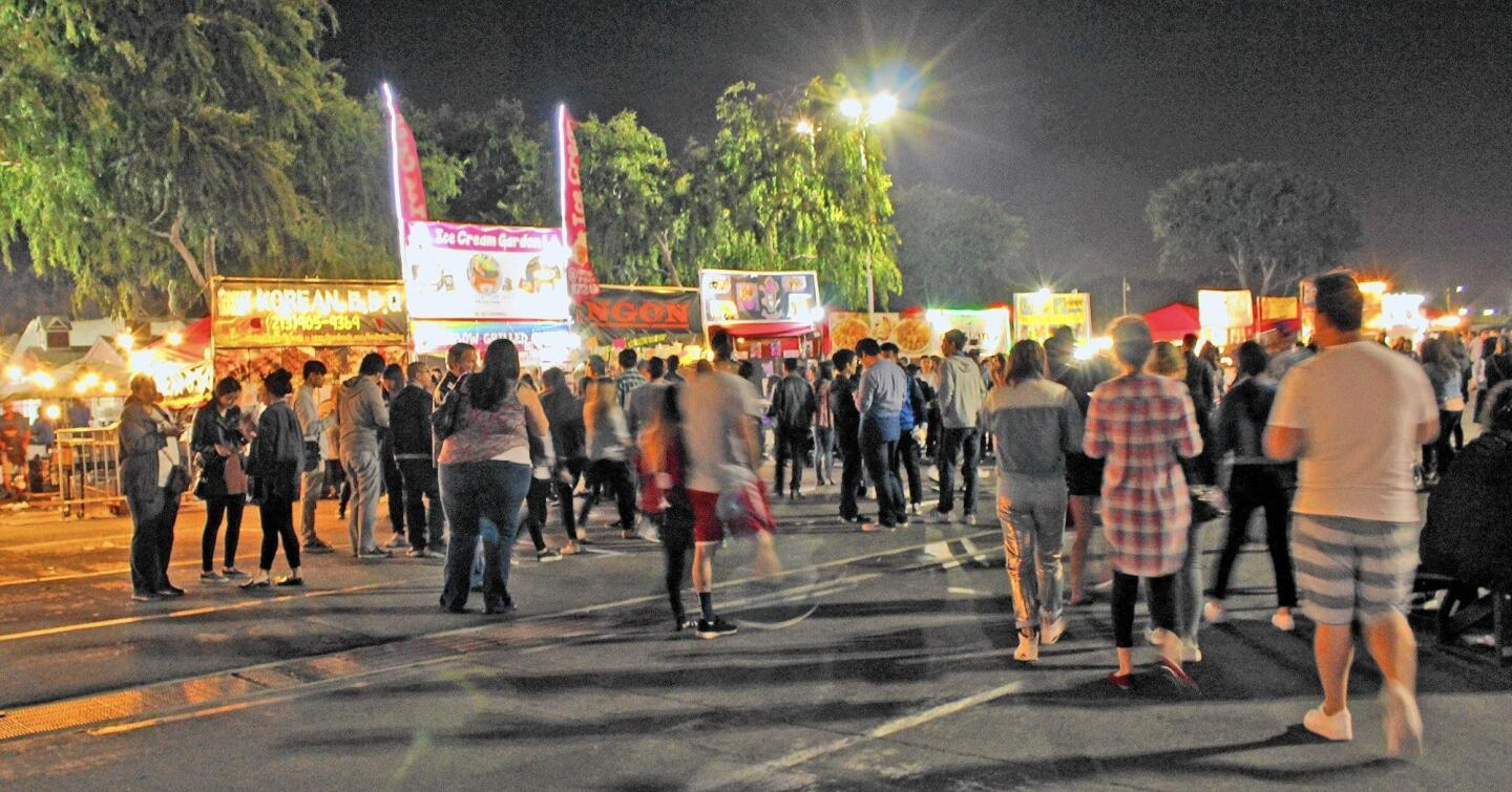 With so many options, the OC Night Market can be overwhelming, so plan your attack wisely.