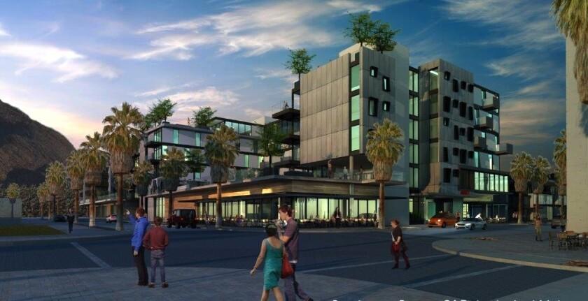 Virgin Hotels Palm Springs