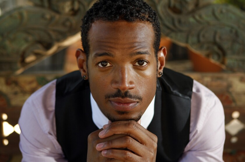 Actor-comedian Marlon Wayans has paid tribute to his late costar John Witherspoon.