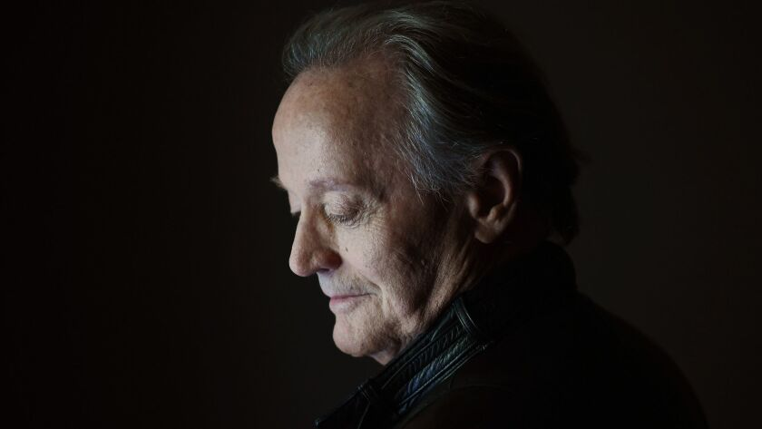 Actor Peter Fonda is photographed in Beverly Hills.