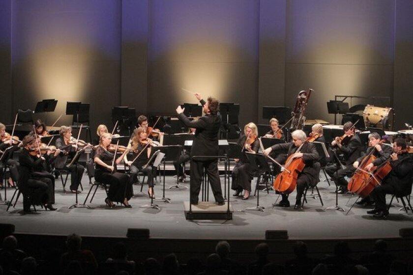 Review: Benjamin Wallfisch conducts Los Angeles Chamber Orchestra