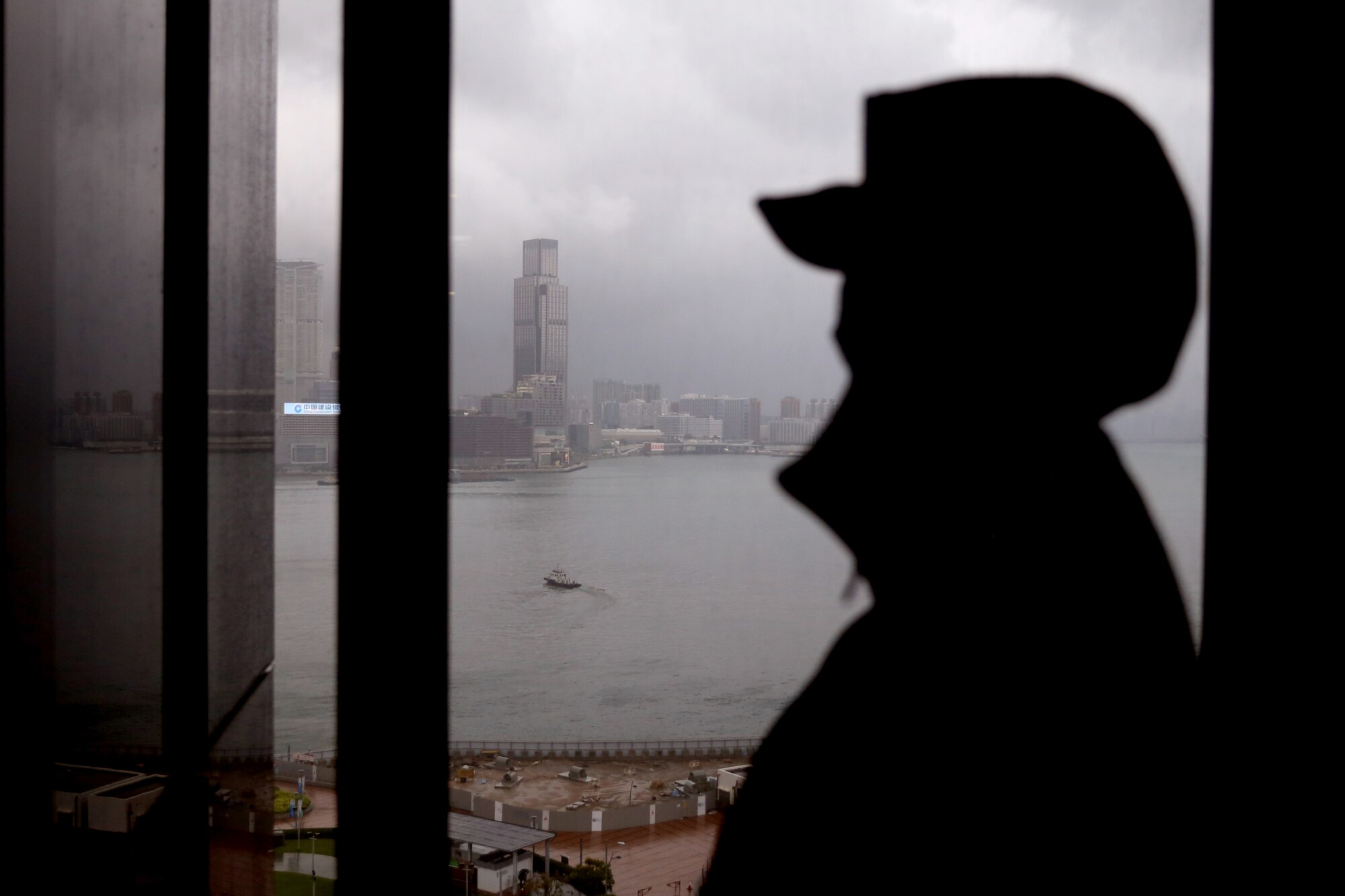 """""""He is trapped in another hell,"""" Alice says of her boyfriend, one of 12 Hong Kongers detained in China."""