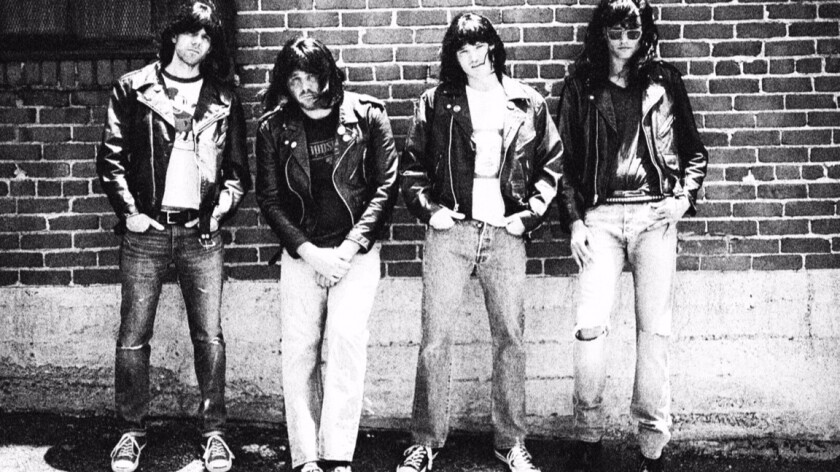 The tragedy of the Ramones gets rewritten for the theater - Los