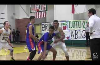 Los Alamitos defeats Edison, 56-54