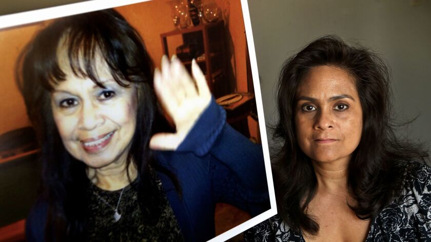 Shiral Torres cared for her mother, Shirley, for roughly 11 years, until she died last year.