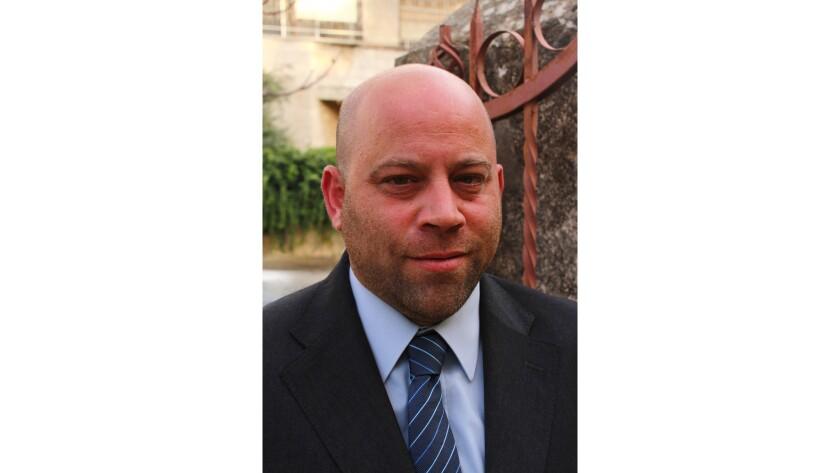 "Journalist Anshel Pfeffer, author of the new biography of Benjamin Netanyahu, ""Bibi,"" shows Israel'"