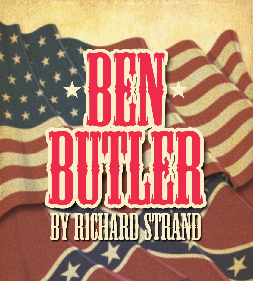 Ben Butler performs live on stage at North Coast Rep from Oct. 20 through Nov. 14.
