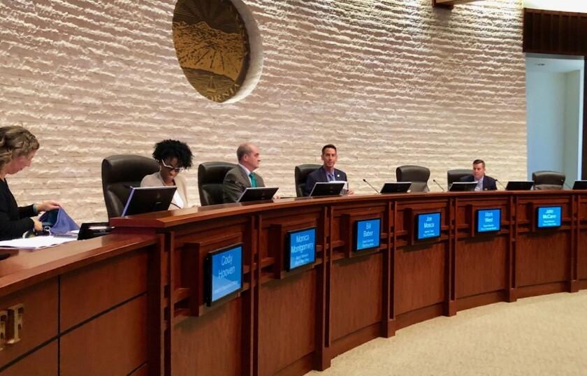 San Diego Community Power board meeting, Nov. 21, 2019