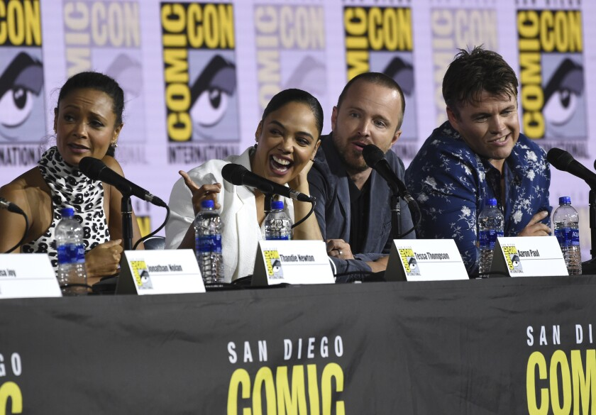 "2019 Comic-Con - ""Westworld"" Season 3 panel"