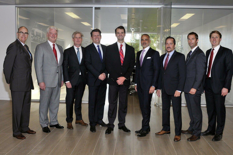 New Audi dealership Grand Opening