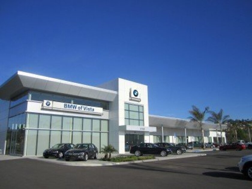 Mossy BMW of Vista is located at 1715 Hacienda Drive, Vista 92081; www.bmwofvista.com.