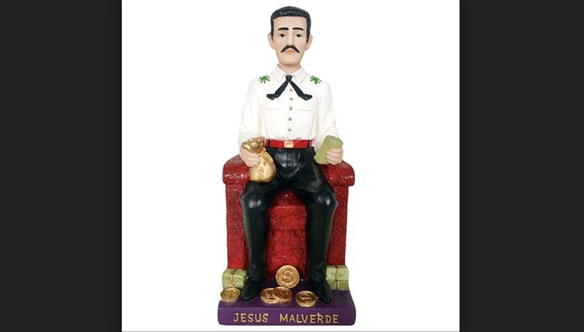 Jesús Malverde.
