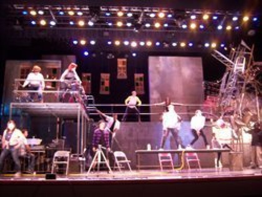 """The critically-acclaimed Broadway rock opera """"Rent"""" runs June 22-July 8 at its new home, the beautifully restored Birch North Park Theatre."""