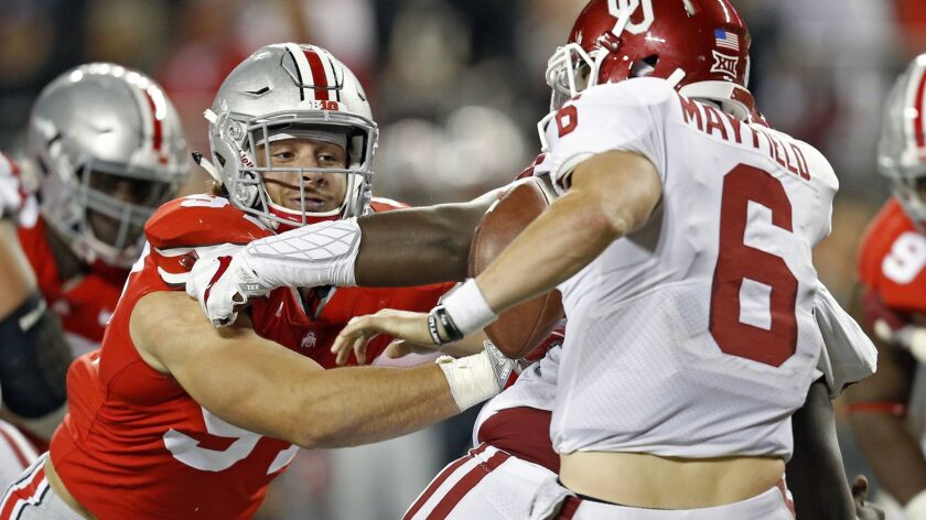 Dave Hyde: Ohio State's Nick Bosa makes same decision to leave school we all would