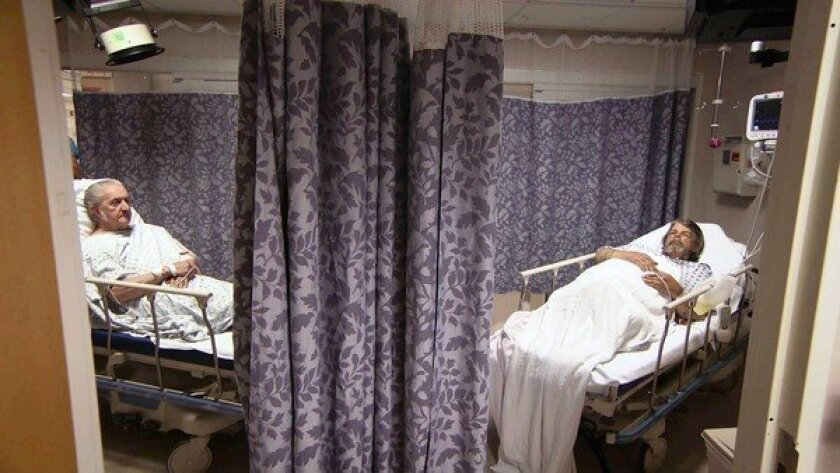 Filmmakers turn cameras on America's ailing healthcare system