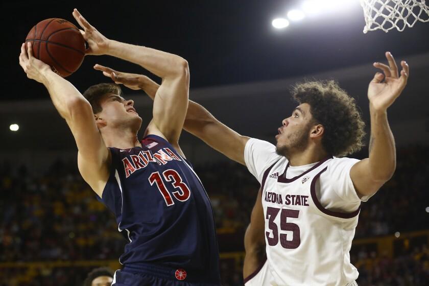 Pac-12 basketball: Arizona State rallies from huge deficit to beat No. 22 Arizona