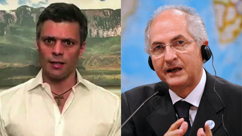 Venezuelan opposition leaders