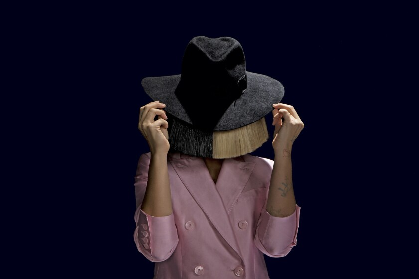 "Sia dropped her new single, ""Together,"" on Wednesday."