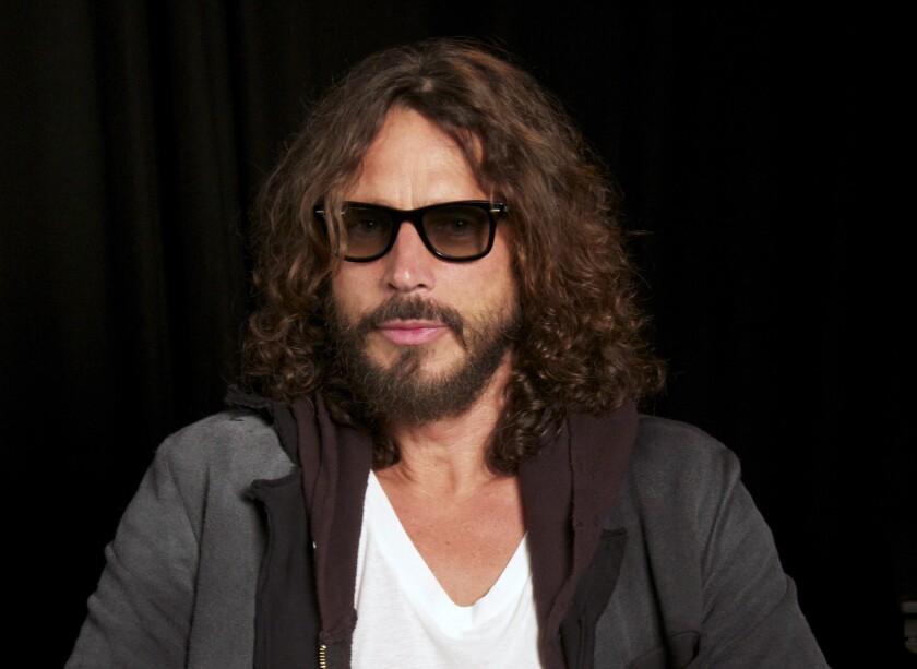 ARCHIVO – En esta fotografía del 23 de septiembre de 2011 Chris Cornell en Nueva York.