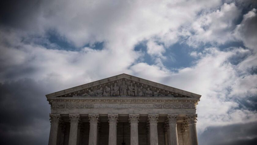 The Supreme Court ruled Monday that a suspect can be subjected to a state trial and a federal trial for the same offense, and have one criminal sentence added to the other.