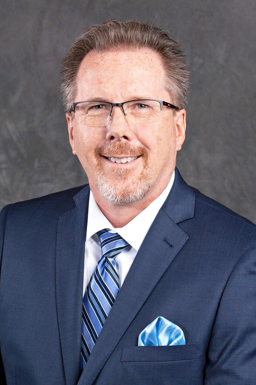 Rotary Club of Poway-Scripps President Dave Parker