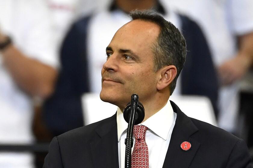Kentucky Governor-Pardons